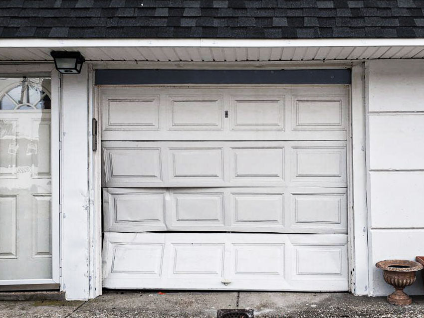 When was the last time your garage door had an inspection?