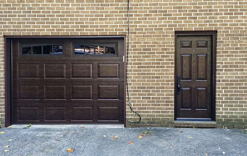 Residential Garage Door & Entrance Door - RGD13
