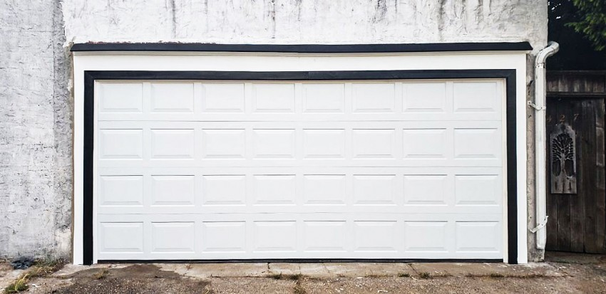Residential Garage Door - RGD16