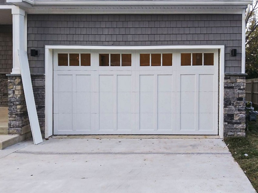 Residential Garage Door - RGD15