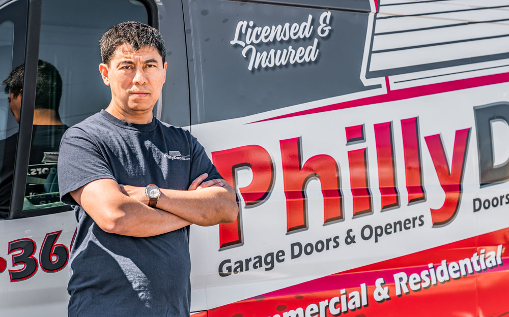 Owner of PhillyDoors.com